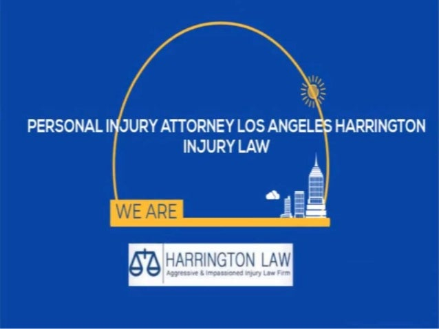 Motorcycle accident lawyer los angeles harrington injury law