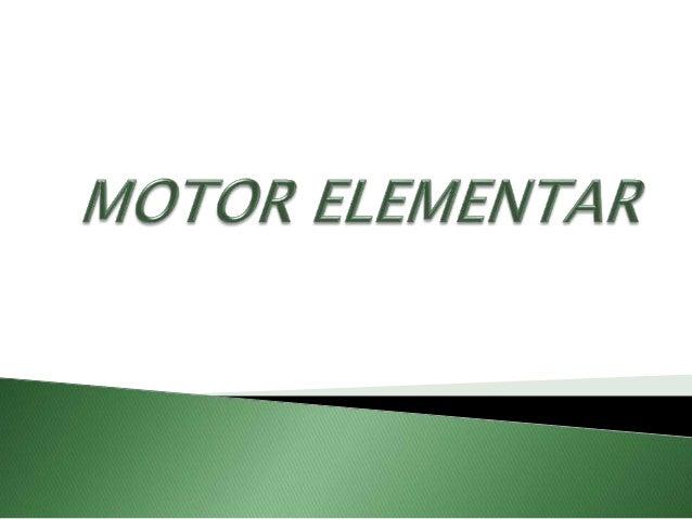Um motor de corrente contínua converte energia elétrica em energia mecânica. Deve ser alimentado com tensão contínua que p...