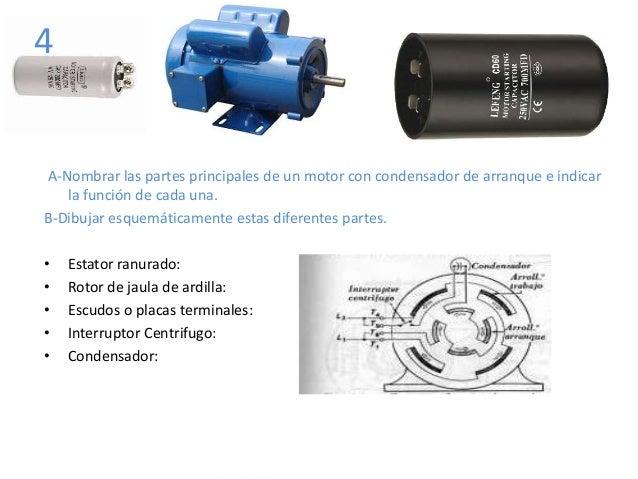 Motores Con Capacitor