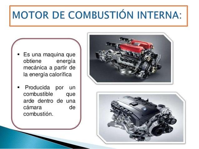 Motores De Combustion Interna De Cuatro Tiempos