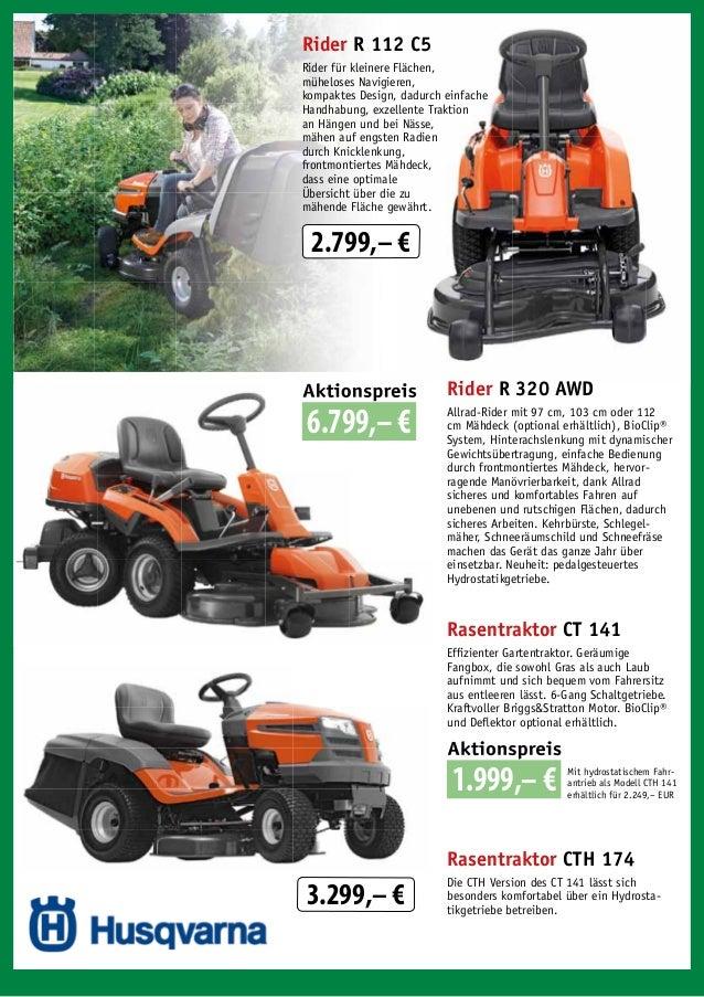 1.799,– € Rider R 112 C5 Rider für kleinere Flächen, müheloses Navigieren, kompaktes Design, dadurch einfache Handhabung, ...