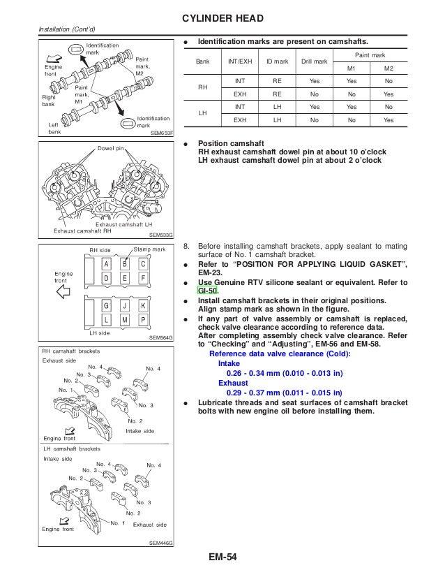 motor nissan vq35 de pathfinder lr50 rh slideshare net Nissan Altima 2.5 Engine Diagram vq35 engine diagram