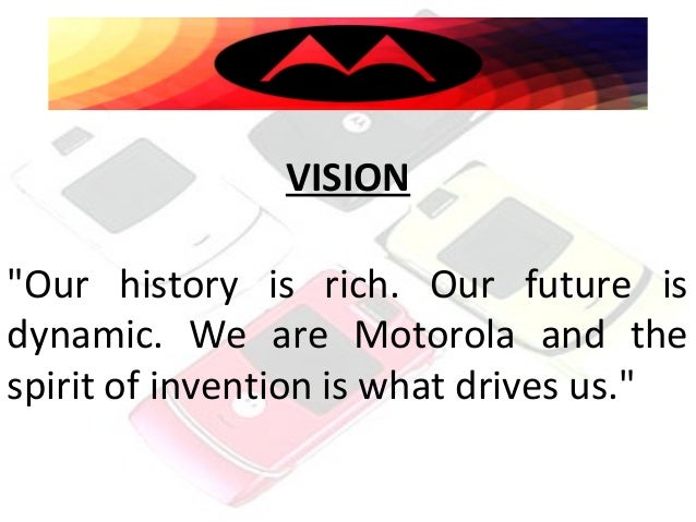 Ford Motor Company's Vision Statement, Mission Statement