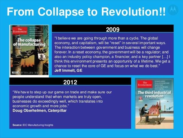 Building efficiency, growing economies - manufacturing solutions Slide 2