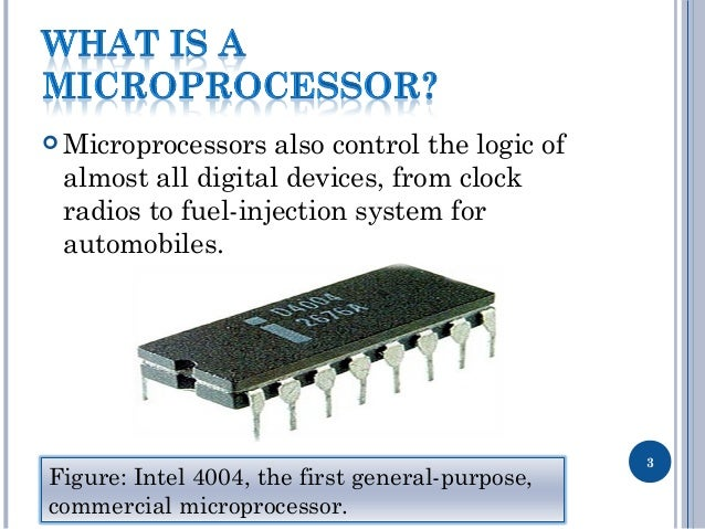 motorola microprocessor This is the first in a five-part series exploring the history of the microprocessor and personal computing, from the invention of the transistor to modern day chips powering our connected devices .