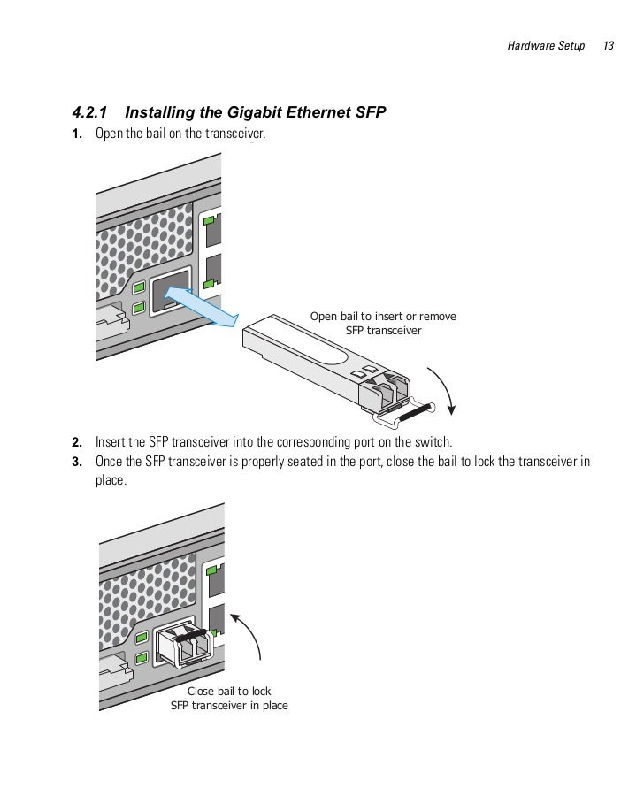 Motorola rfs6000 series rf switch installation guide