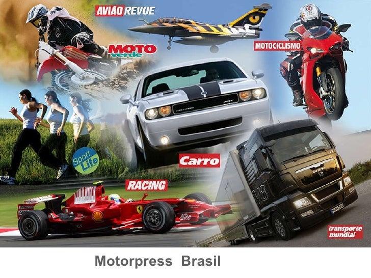 Proposta 2009 25 de Mai de 2010 Página  Motorpress  Brasil