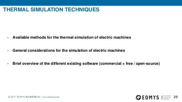 Thermal Simulation Software Free