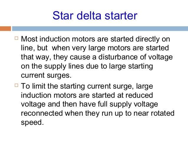 Motor Starter on 3 Phase Motor Starting Auto Transformer Diagram