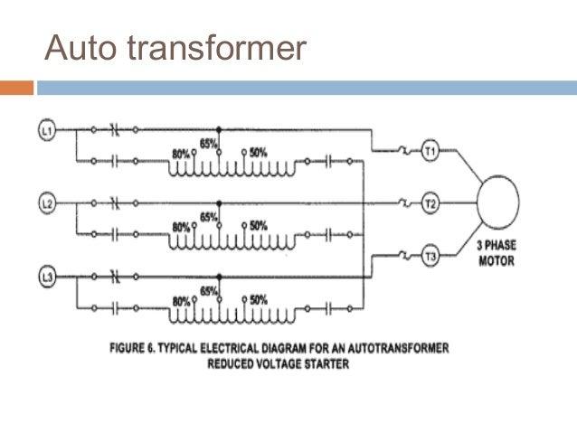 Auto Transformer Starter Wiring Diagram Auto Transformer Starter ...