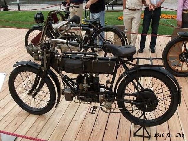 Motos anciennes et rares Slide 3