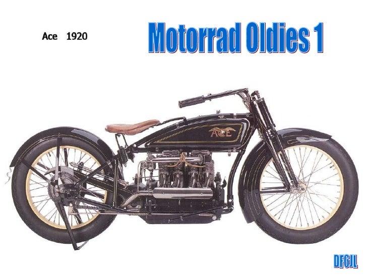 Motorrad Oldies 1 DF6JL