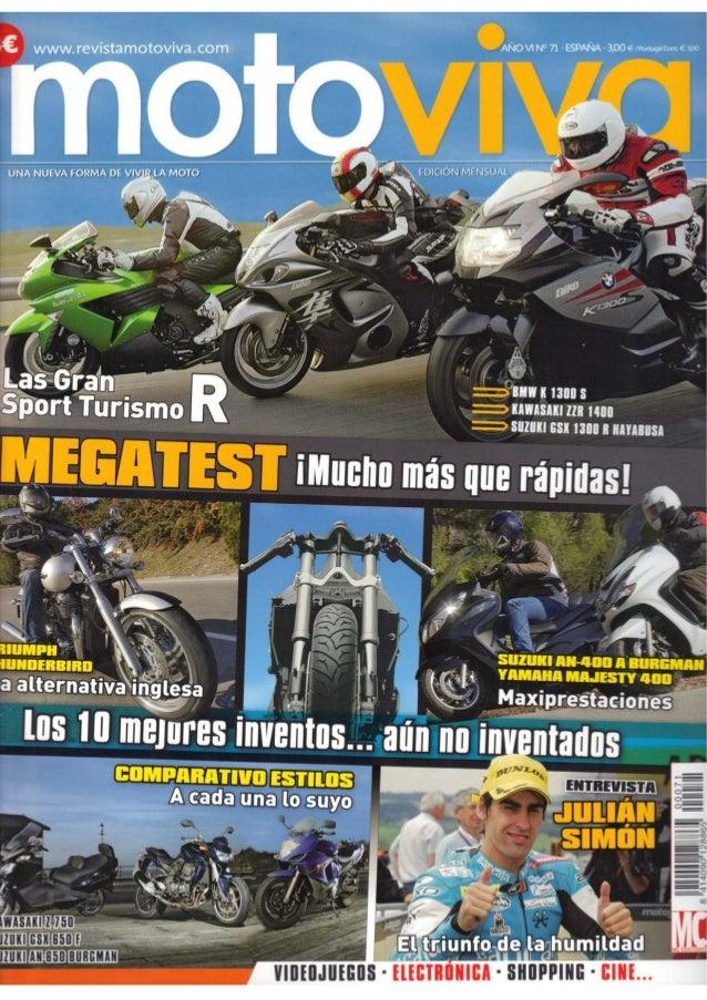 Moto viva 71 - NCR Mike Hailwood TT 1100