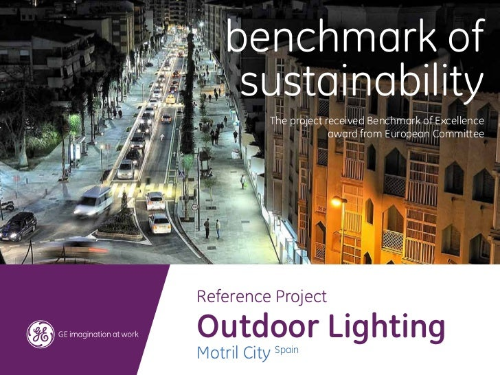 benchmark of     sustainability            The project received Benchmark of Excellence                         award from...