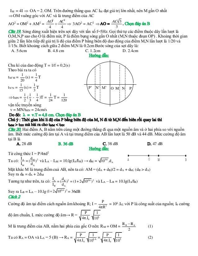 IM = 4I  OA = 2. OM. Trên đường thẳng qua AC IM đạt giá trị lớn nhất, nên M gần O nhất  OM vuông góc với AC và là trung ...