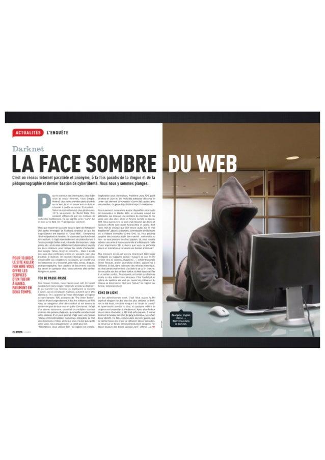Darknet: la face sombre du Web