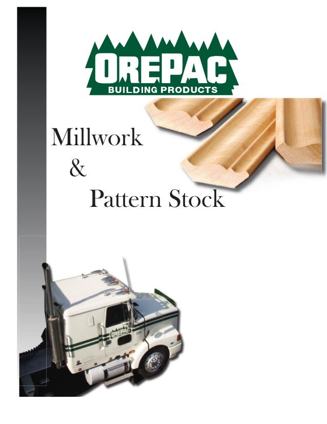 Moulding And Millwork Catalog : Orepac moulding catalog
