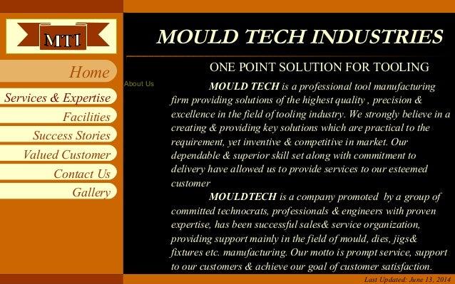 Mould Tech Industrie