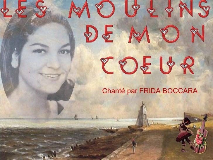 Chanté par FRIDA BOCCARA
