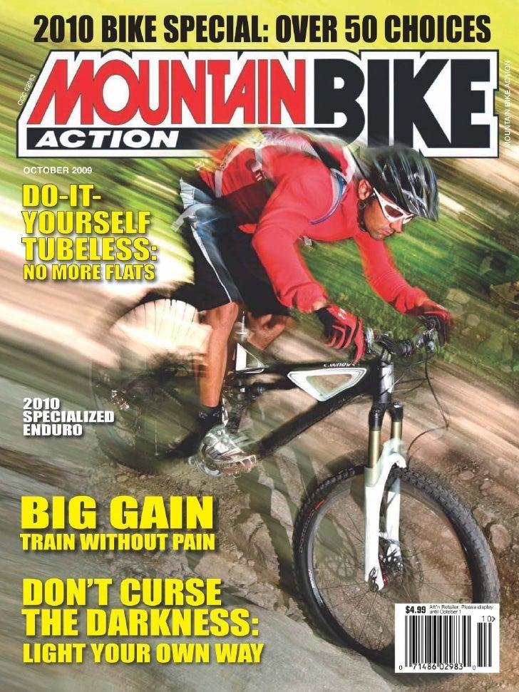 Mountain Bike Action octubre
