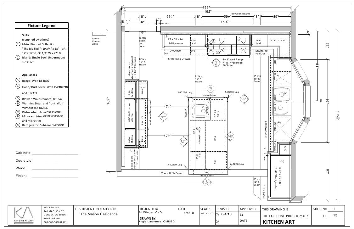 Mountain detail drawings for Construction drawings and details for interiors