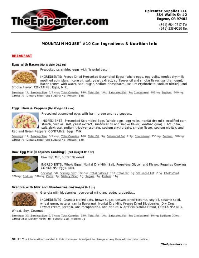 Epicenter Supplies LLC 384 Wallis St #2 Eugene, OR 97402 (541) 684-0717 Tel (541) 338-9050 Fax NOTE: The information provi...