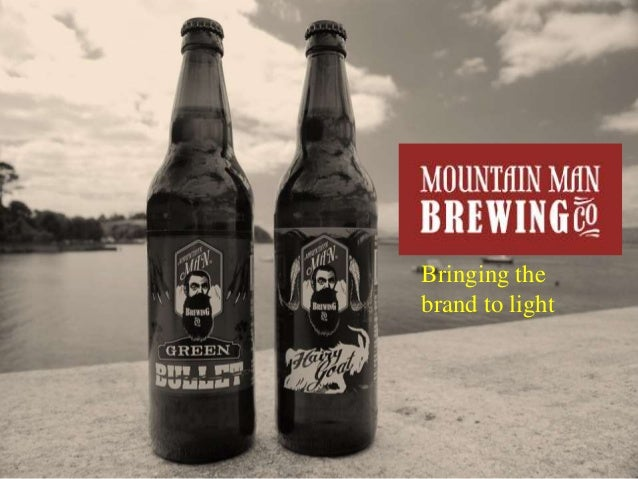 Mountain man brewing co