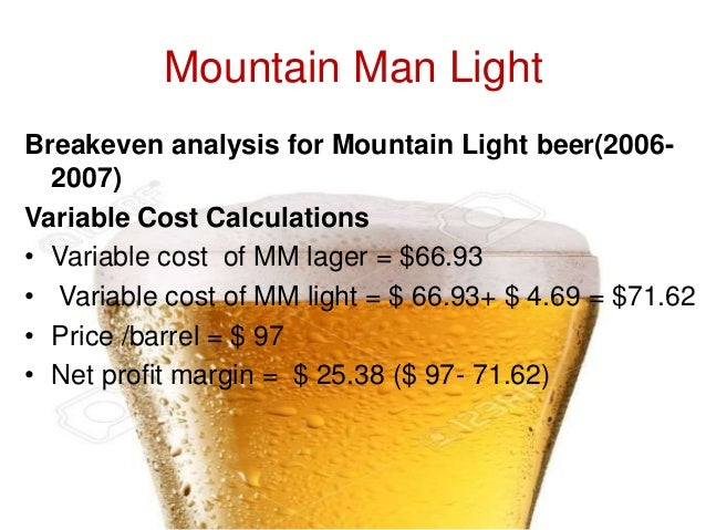 mountain man light case solution 1 answer to instruction: plz must follow1- 4 pages no more single space2- i attach the instruction for the case must follow each point3- i attach the article for.