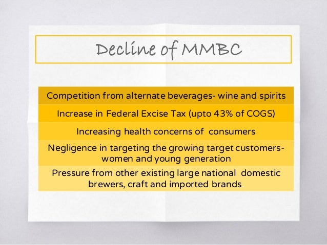 hammerlick brewing case study Brewing industry case study reducing solid wastes and water consumption while improving productivity and product safety by dominik sedlmayer, brewmaster.
