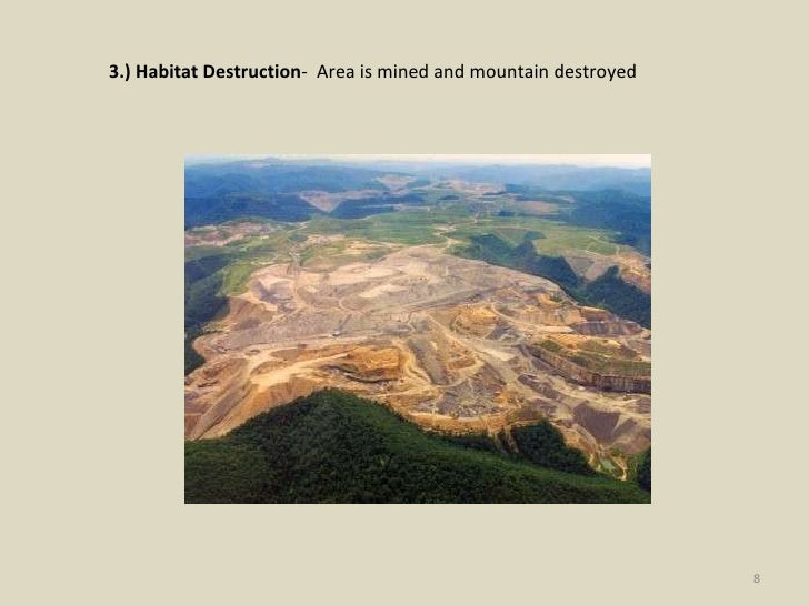 degradation of appalachian mountains essay Migration pathways and swarming sites may also be affected by habitat loss and degradation in  , appalachian mountains,  the indiana bat will be.