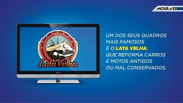 BATERIAS MOURA - LATA VELHA Slide 3