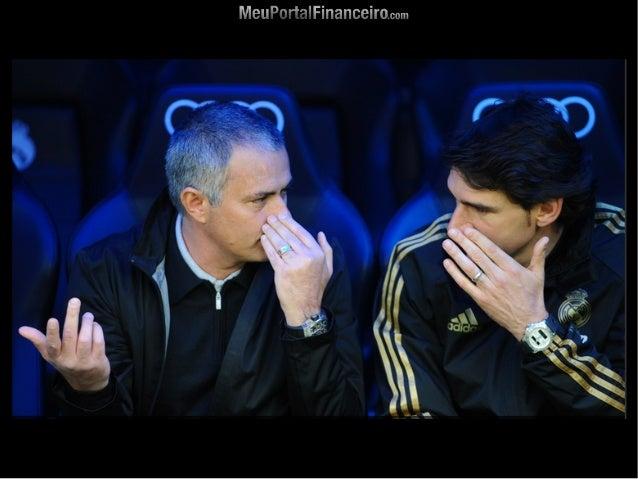 MeuPortalFinanceiro - Os Últimos 2 anos de Mourinho