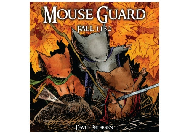 Mouse guard fall 01