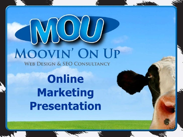Online Marketing Presentation