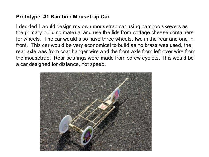 mousetrap car Mousetrap car 20 where stem meets the road a standards-based, cloud-based virtual modeling stem application that guides students through an engaging, realistic mousetrap car development.