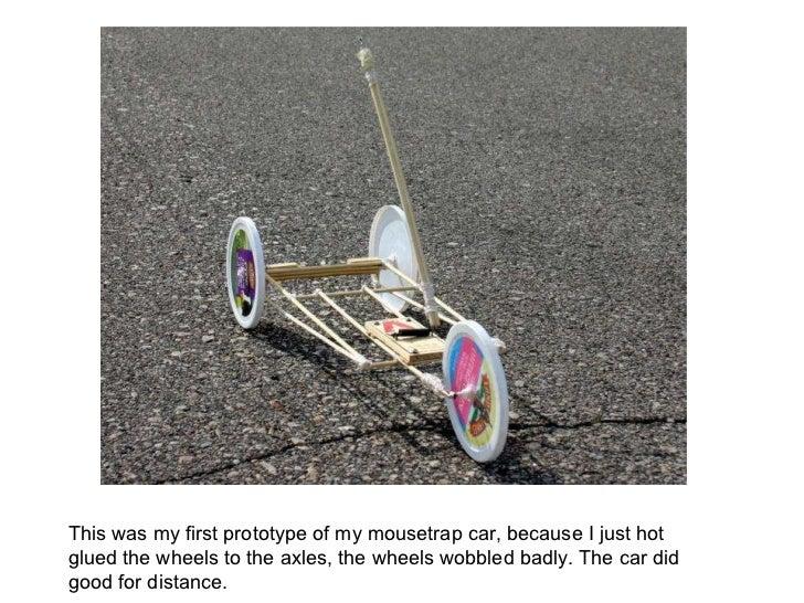 Mousetrap Cars