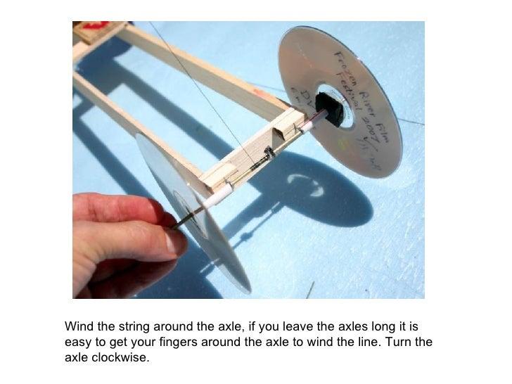 how to set a mousetrap car