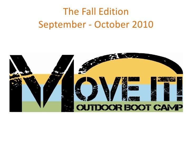The Fall EditionSeptember - October 2010<br />