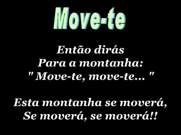 ESSA BAIXAR MUSICA MOVERA MONTANHA SE