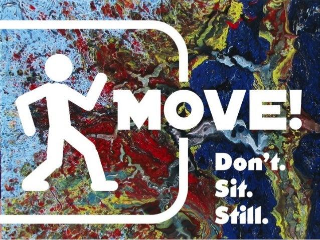 Move! Don't Sit Still by Jimmy Janlen