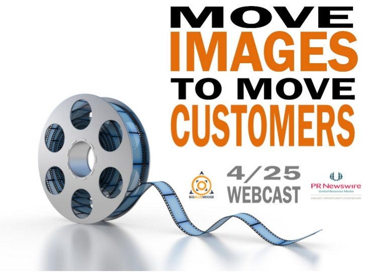 Move Images To Move Your Customers