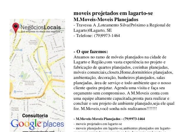 moveis projetados em lagarto-se M.Moveis-Moveis Planejados - Travessa A ,Loteamento Silva(Próximo a Regional de Lagarto)0L...