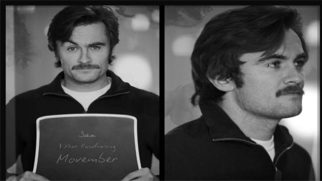 Favorite Mustache: The Horseshoe Fundraising Tip: People are going to make jokes about your mustache. They're going to tel...