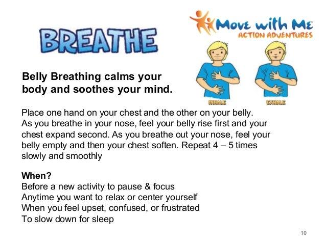 full yogic breath instructions