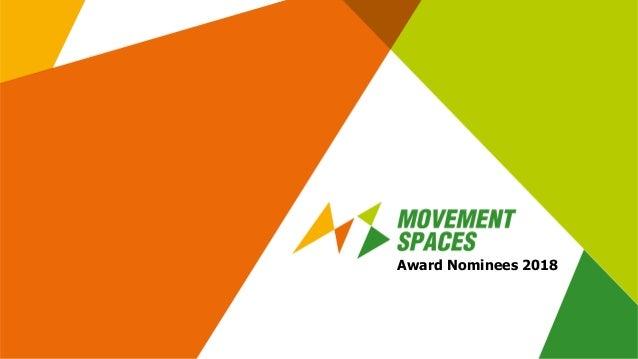 Award Nominees 2018