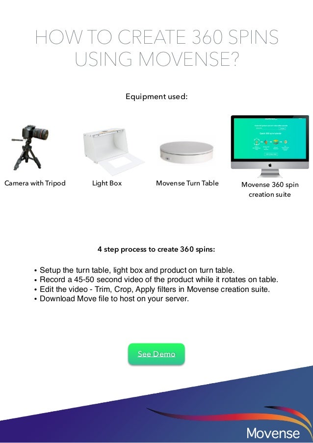 Best 360 Product Photography app