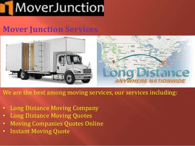 Moving Companies Quotes Unique The Easy Way To Get Moving Companies Quotes Online