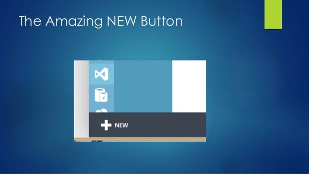 The Amazing NEW Button