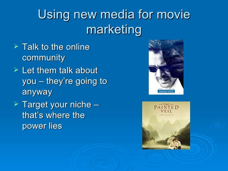 movie marketing Find helpful customer reviews and review ratings for movie marketing: opening the picture and giving it legs at amazoncom read honest and unbiased product reviews from our users.
