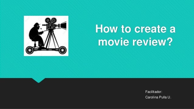 how to write a movie review on imdb